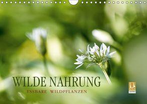 WILDE NAHRUNGAT-Version (Wandkalender 2018 DIN A4 quer) von Wuchenauer pixelrohkost.de,  Markus