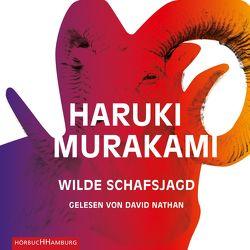 Wilde Schafsjagd von Murakami,  Haruki, Nathan,  David, Ortmanns,  Annelie