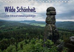 Wilde Schönheit – Das Elbsandsteingebirge (Tischkalender 2019 DIN A5 quer) von Krebs,  Thomas