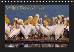 Wilde Tiere Afrikas (Tischkalender 2019 DIN A5 quer) von Depner,  Uta