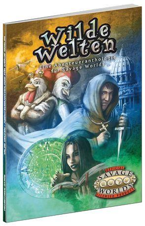 Wilde Welten von Bayer,  Thomas, Lietz,  Günther, Loh,  Oliver