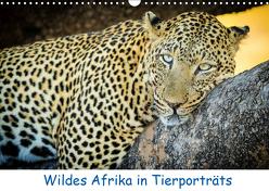 Wildes Afrika in Tierporträts (Wandkalender 2019 DIN A3 quer) von Weitzer,  Frank