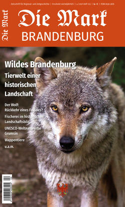 Wildes Brandenburg von Flade,  Martin, Kersting,  Thomas, Schade,  Jens-Uwe