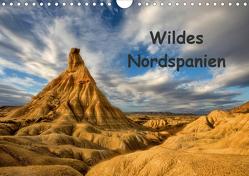 Wildes Nordspanien (Wandkalender 2021 DIN A4 quer) von Berger,  Anne