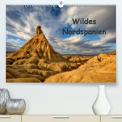Wildes Nordspanien (Premium, hochwertiger DIN A2 Wandkalender 2020, Kunstdruck in Hochglanz) von Berger,  Anne