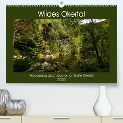 Wildes Okertal (Premium, hochwertiger DIN A2 Wandkalender 2020, Kunstdruck in Hochglanz) von Rix,  Veronika