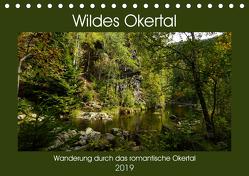 Wildes Okertal (Tischkalender 2019 DIN A5 quer) von Rix,  Veronika