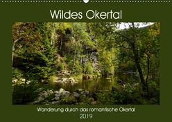 Wildes Okertal (Wandkalender 2019 DIN A2 quer) von Rix,  Veronika