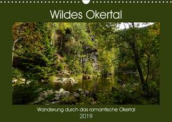 Wildes Okertal (Wandkalender 2019 DIN A3 quer) von Rix,  Veronika
