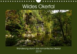 Wildes Okertal (Wandkalender 2019 DIN A4 quer) von Rix,  Veronika