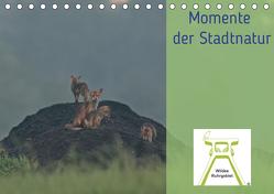 Wildes Ruhrgebiet – Momente der Stadtnatur (Tischkalender 2020 DIN A5 quer) von Ruhrgebiet,  Wildes