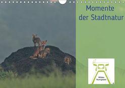 Wildes Ruhrgebiet – Momente der Stadtnatur (Wandkalender 2019 DIN A4 quer) von Ruhrgebiet,  Wildes