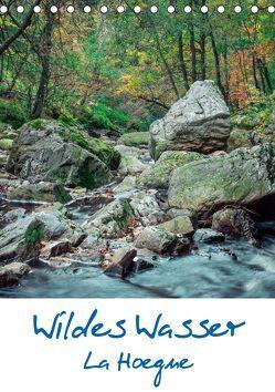 Wildes Wasser – La Hoegne (Tischkalender 2019 DIN A5 hoch) von Borgulat,  Michael