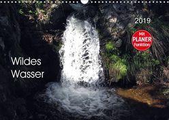 Wildes Wasser (Wandkalender 2019 DIN A3 quer) von Keller,  Angelika