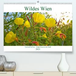 Wildes Wien – Lust auf NaTour (Premium, hochwertiger DIN A2 Wandkalender 2021, Kunstdruck in Hochglanz) von Riedmiller,  Andreas