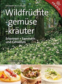 Wildfrüchte, -gemüse. -kräuter von Mayer,  Elisabeth Maria