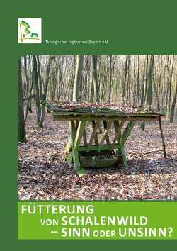 Wildfütterung von Dr. Kornder,  Wolfgang
