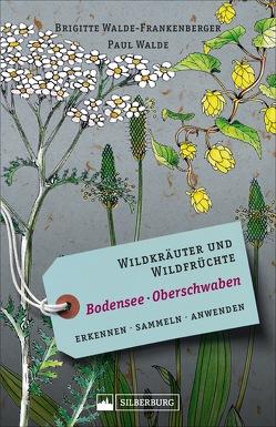 Wildkräuter und Wildfrüchte Bodensee Oberschwaben von Walde,  Paul, Walde-Frankenberger,  Brigitte