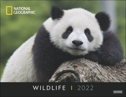 Wildlife Posterkalender National Geographic 2022 von NAT GEO