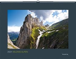 Wildnis Alpen 2021 von KUNTH Verlag