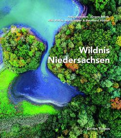 Wildnis Niedersachsen von Benstem,  Anke, Borris,  Jürgen, Rolfes,  Willi, Schaper,  Iris, Volmer,  Bernhard
