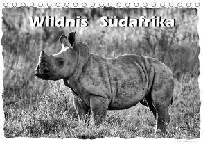 Wildnis Südafrika (Tischkalender 2018 DIN A5 quer) von Wulf,  Guido