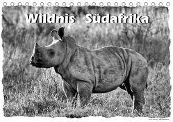Wildnis Südafrika (Tischkalender 2019 DIN A5 quer) von Wulf,  Guido