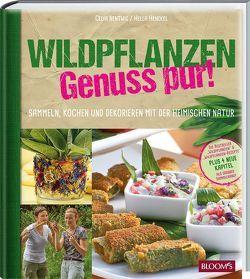 Wildpflanzen – Genuss pur! von Henckel,  Hella, Nentwig,  Celia