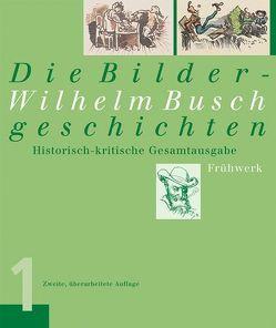 Wilhelm Busch – Die Bildergeschichten von Guratzsch,  Herwig, Haberland,  Ingrid, Neyer,  Hans J, Ries,  Hans