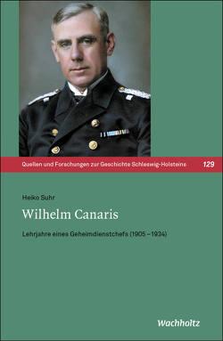 Wilhelm Canaris von Suhr,  Heiko