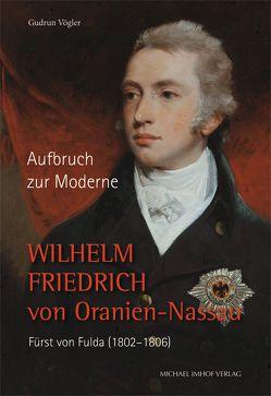 Wilhelm Friedrich von Oranien-Nassau von Vögler,  Gudrun