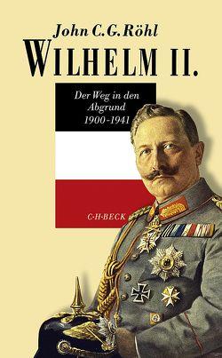 Wilhelm II. von Röhl,  John C. G.