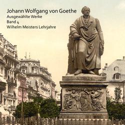 Wilhelm Meisters Wanderjahre von Gabor,  Karlheinz, Goethe,  Johann Wolfgang von