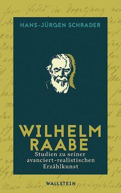 Wilhelm Raabe von Schrader,  Hans-Jürgen