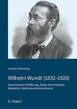 Wilhelm Wundt (1832–1920) von Fahrenberg,  Jochen