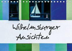 Wilhelmsburger Ansichten (Tischkalender 2019 DIN A5 quer) von Hampe,  Gabi