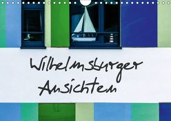 Wilhelmsburger Ansichten (Wandkalender 2019 DIN A4 quer) von Hampe,  Gabi