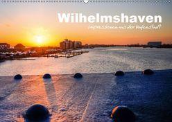 Wilhelmshaven – Impressionen aus der Hafenstadt (Wandkalender 2019 DIN A2 quer) von www.geniusstrand.de,  ©