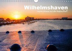 Wilhelmshaven – Impressionen aus der Hafenstadt (Wandkalender 2019 DIN A4 quer) von www.geniusstrand.de,  ©