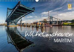 Wilhelmshaven maritim (Wandkalender 2019 DIN A3 quer) von Giesers,  Stephan