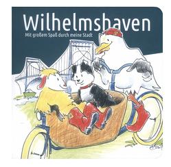 Wilhelmshaven – mit großem Spaß durch meine Stadt