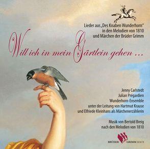 Will ich in mein Gärtlein gehen … von Kleinhans,  Elfriede, Kling,  Burkhard