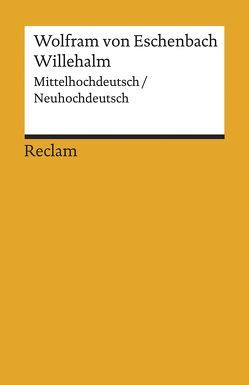 Willehalm von Brunner,  Horst, Wolfram von Eschenbach