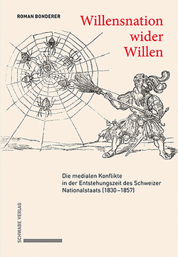 Willensnation wider Willen von Bonderer,  Roman