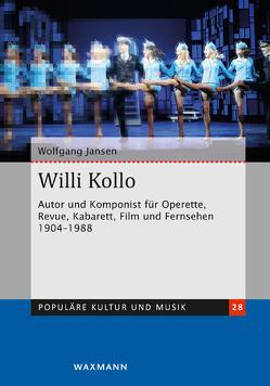 Willi Kollo von Jansen,  Wolfgang