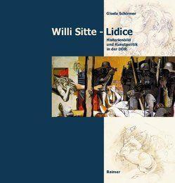 Willi Sitte – Lidice von Schirmer,  Gisela