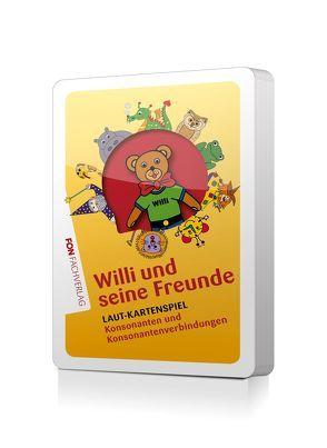 Willi und seine Freunde – Lautkartenspiel