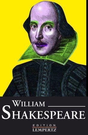 William Shakespeare von Shakespeare,  William