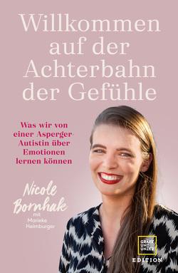 Willkommen auf der Achterbahn der Gefühle von Bornhak,  Nicole, Heimburger,  Marieke