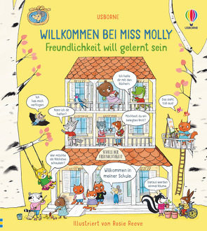 Willkommen bei Miss Molly: Freundlichkeit will gelernt sein von Davidson,  Zanna, Reeve,  Rosie